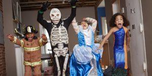 Halloween Online Dance Party @ Online