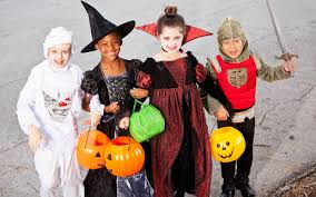 Fun Lunch & Wear Your Costume to School